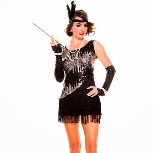 1920 S Gatsby Costume Carnival