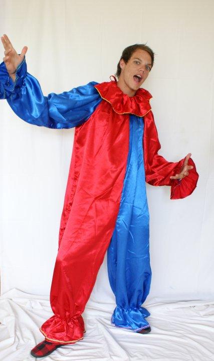 Carnivals Clowns Costume Carnival