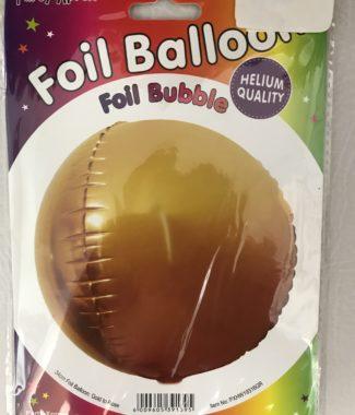 Foil Bubble