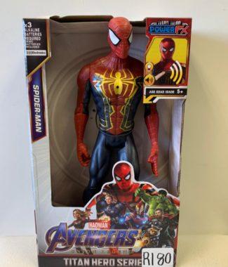 Single Superhero Figurines